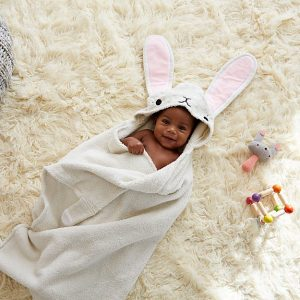 Great Gifts for a 1 Year Old- Hooded Towel from Land of Nod