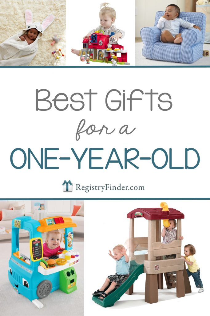 The Best Gifts for a One-Year-Old