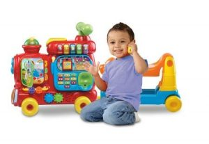 Sit to Stand Ultimate Train | First Birthday Giftft