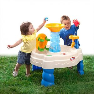 Gifts We Love for a One Year Old: Little Tikes Spiralin' Seas Water Table