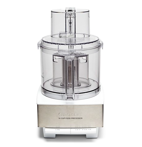 """Gifts We Love for the Cook: Cuisinart """"Elite Collection"""" 14-cup Food Processor"""