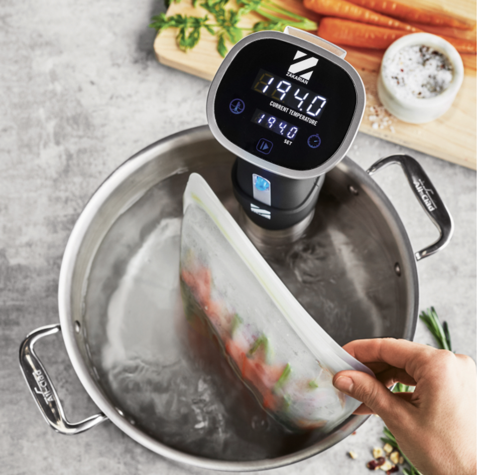 Gifts We Love for the Cook: Zakarian Pro for Home Sous-Vide Circulation Stick