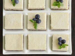 Cool and Easy Summer Baby Shower Menu - Savannah Cheesecake Cookies