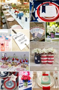 Fourth of July Wedding Inspiration: The Details
