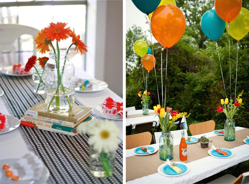 Cool and Easy Summer Baby Shower Menu