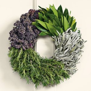 Gifts We Love for the Cook: Cook's Herb Wreath