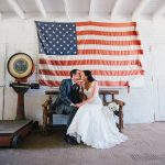 "Say ""I Do"" with Red White & Blue – 4th of July Wedding Inspiration"