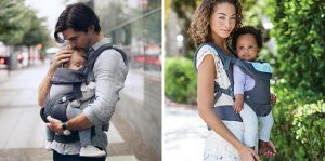 Baby Carrier | Top Must-Have Items for a 2nd or 3rd Baby