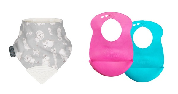 Bibs | Top Must-Have Items for a 2nd or 3rd Baby