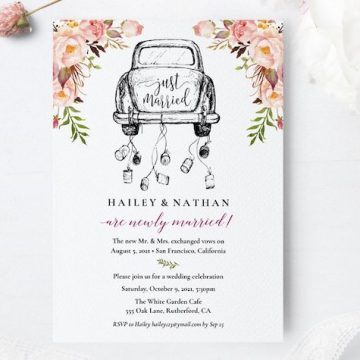 Should I Send Wedding Registry Info to Friends & Family Not Invited to the Wedding?