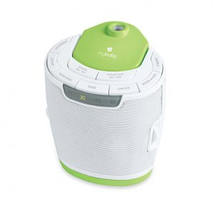 Must-Have Items for a 2nd or 3rd Baby Registry: Sound Machine