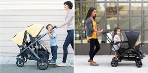 Double Stroller | Top Must-Have Items for a 2nd or 3rd Baby