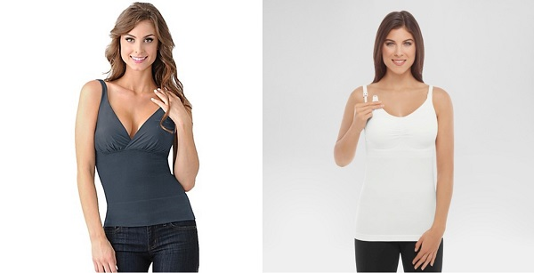 Nursing Tank Tops | Top Must-Have Items for a 2nd or 3rd Baby