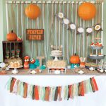 5 Fabulous Fall Baby Shower Themes