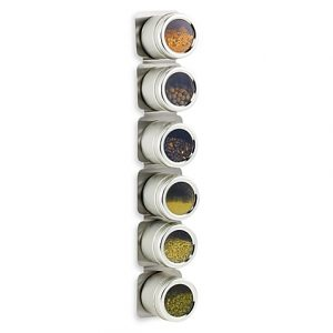 Gifts We Love for Urban Dwellers: Magnetic Spice Rack