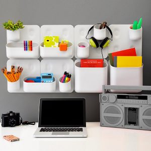 Gifts We Love for Urban Dwellers: Magnetic Modular System Components