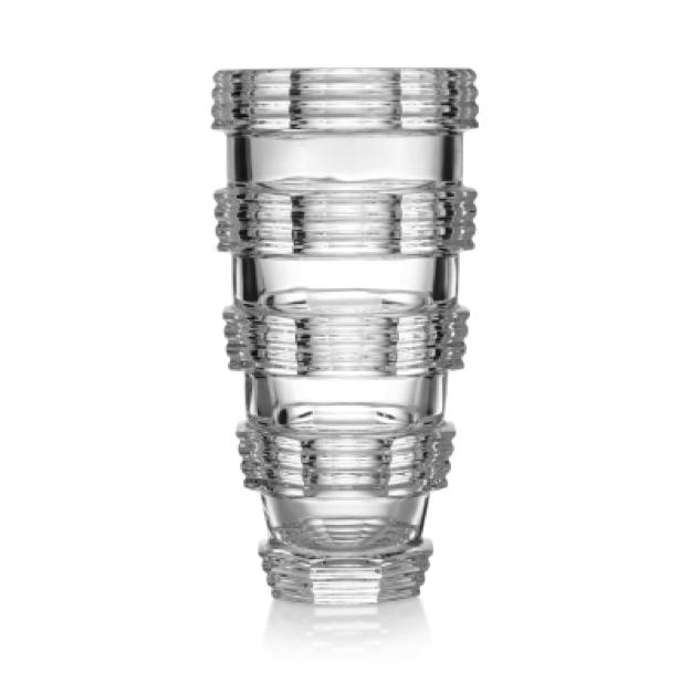 Michael C Fina Baccarat Crystal Vase - Wedding Gift