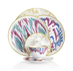 Michael C Fina Hermes China - Wedding Gift Registry