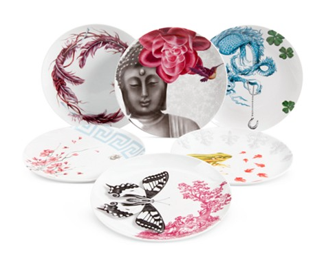 Weddings with Clinton Kelly – Top Registry Items Macy's – Clinton Kelly Effortless Table Dessert Plates