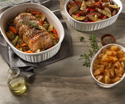Weddings with Clinton Kelly – Top Registry Items Macy's – Corningware French White Bakeware