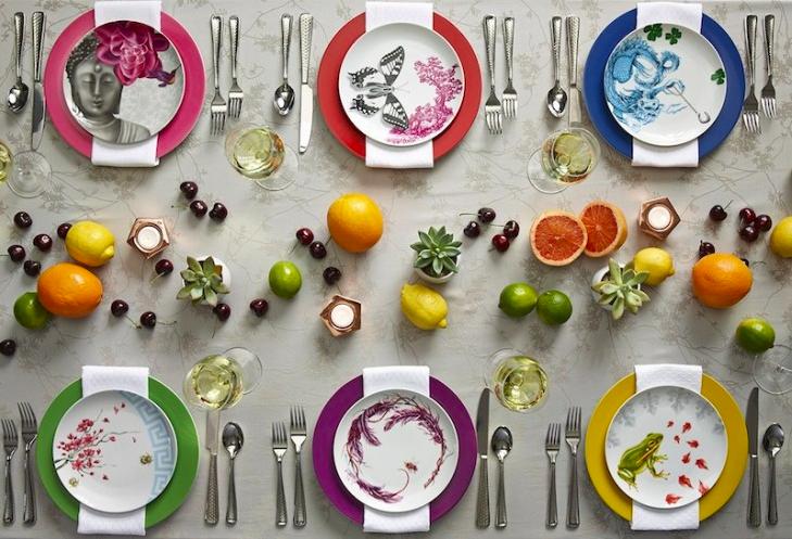 Weddings with Clinton Kelly – Top Registry Items Macy's – Clinton Kelly Effortless Table Dinnerware