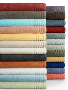 Weddings with Clinton Kelly – Top Registry Items Macy's – Hotel Collection Bath Towels