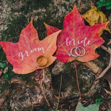 Gorgeous Fall Wedding Inspiration | RegistryFinder.com