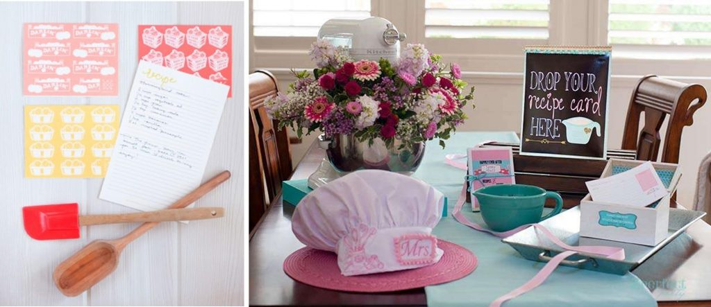 Fun Bridal Shower Activities- Bridal Shower Recipe Collection | RegistryFinder.com