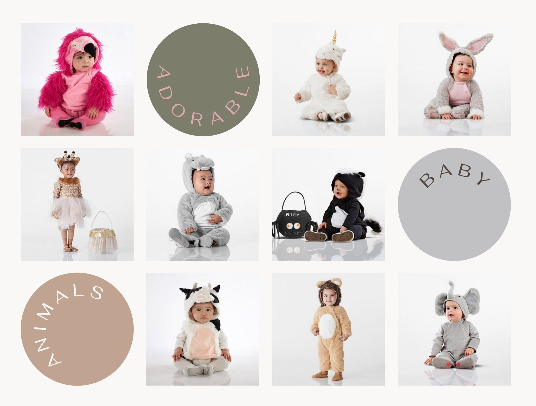 baby animal Halloween costumes