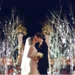 Winter Wonderland Wedding: Outdoor Elements for an Indoor Wedding