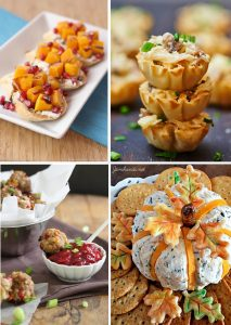 Delicious Fall Shower Recipes: Appetizers | RegistryFinder.com