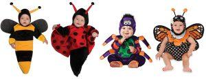 Adorable Baby Halloween Costumes: Love Bugs | RegistryFinder.com