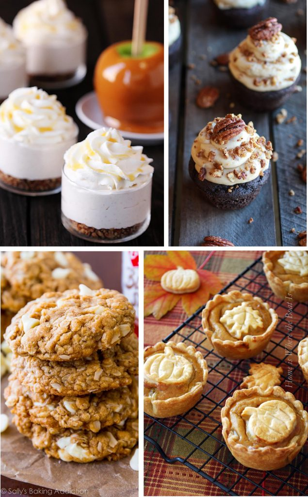 Delicious Fall Shower Recipes: Dessert | RegistryFinder.com