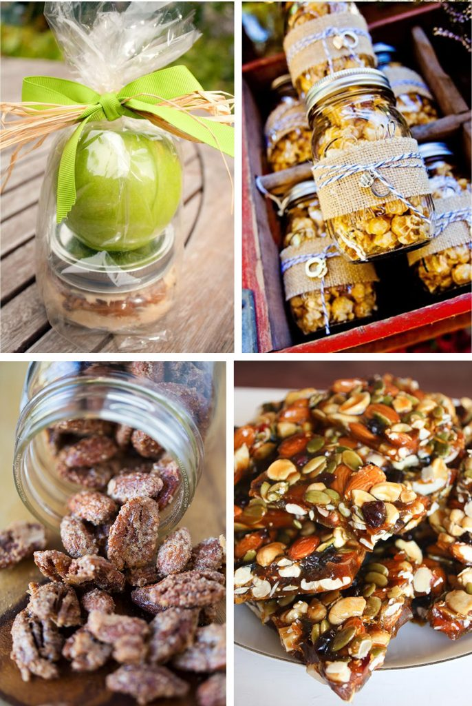 Delicious Fall Shower Recipes: Party Favors | RegistryFinder.com