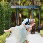Express Yourself with a Colorful Wedding Dress