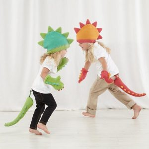 Adorable Baby Halloween Costumes: Dress-A-Saurus from Land of Nod | RegistryFinder.com