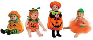 Adorable Baby Halloween Costumes: Little Pumpkins | RegistryFinder.com