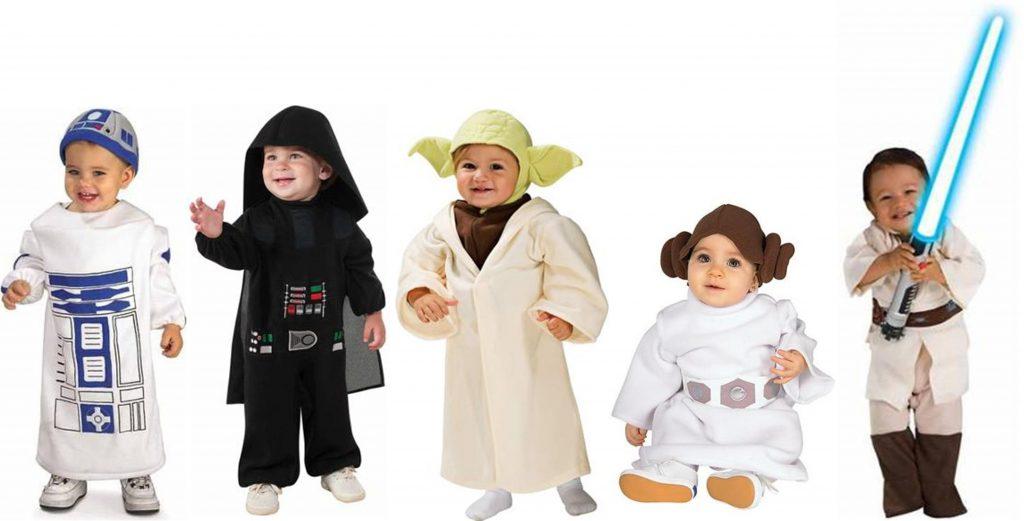 Adorable Baby Halloween Costumes: Star Wars Costumes | RegistryFinder.com