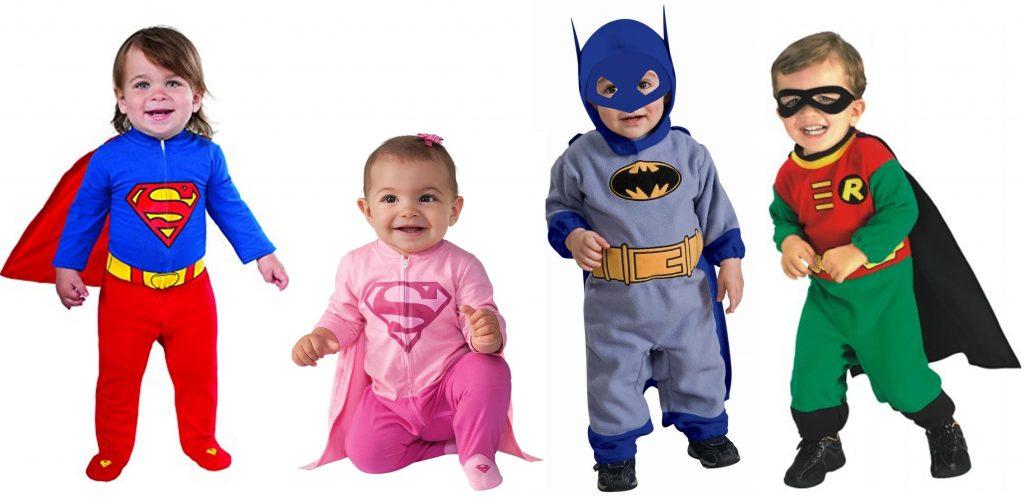 Adorable Baby Halloween Costumes: Super Babies! | RegistryFinder.com