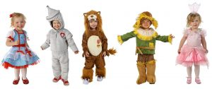Adorable Baby Halloween Costumes: The Wizard of Oz Costumes | RegistryFinder.com