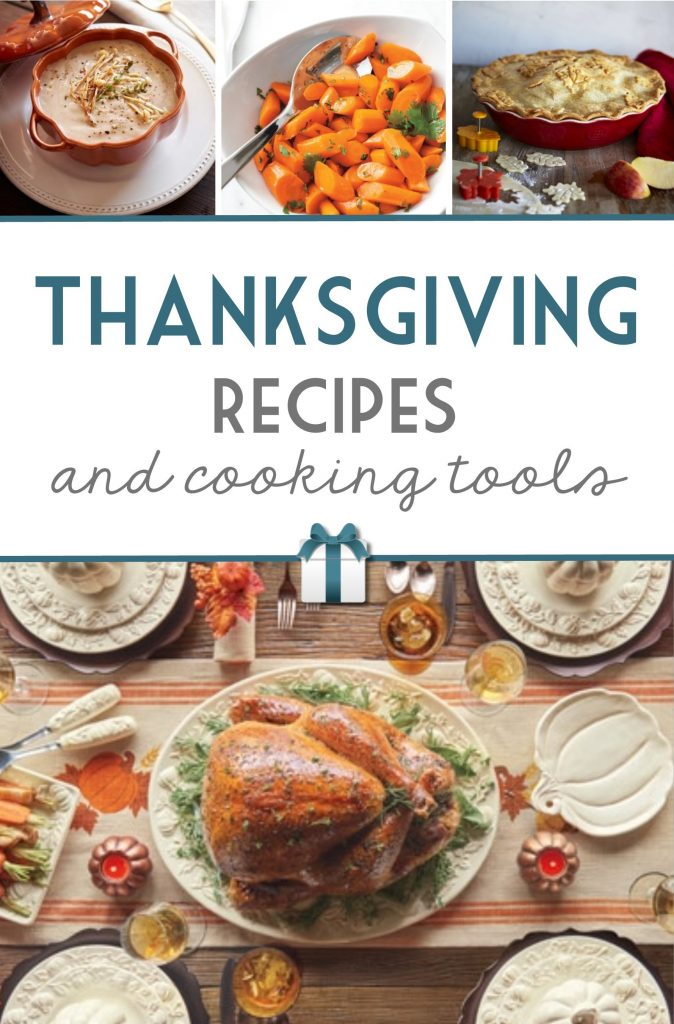 Delicious Thanksgiving Recipes and Cooking Tools