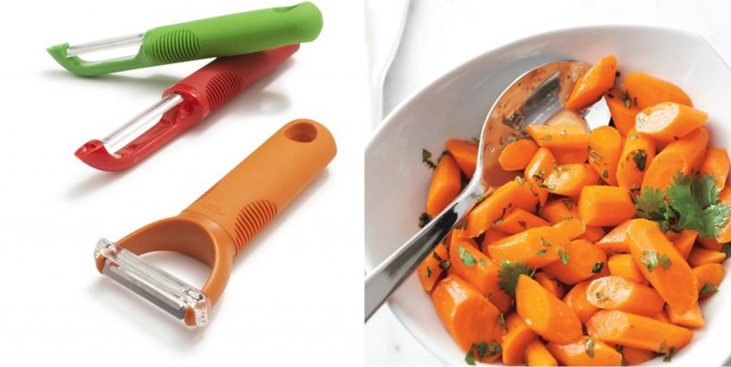 Top 10 Cooking Tools for Your Thanksgiving Feast and Thanksgiving Recipe- Honey Glazed Carrots | RegistryFinder.com