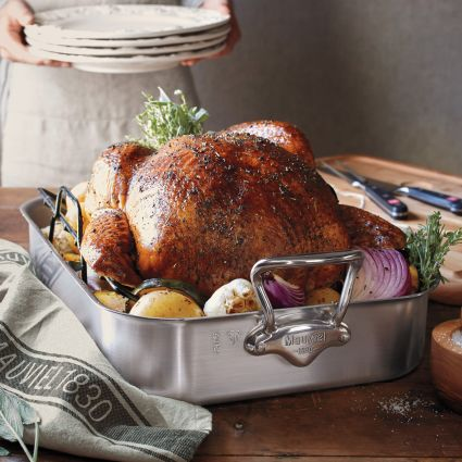 Top 10 Cooking Tools for Your Thanksgiving Feast and Sur La Table's Thanksgiving Serving Guide | RegistryFinder.com