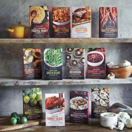 Top 10 Cooking Tools for Your Thanksgiving Feast: Sur La Table Seasoning Mixes | RegistryFinder.com