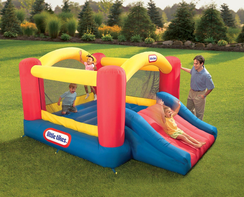 The Best of Amazon Mom Picks for Holiday Gifts: Little Tikes Jump n' Slide Bouncer | RegistryFinder.com