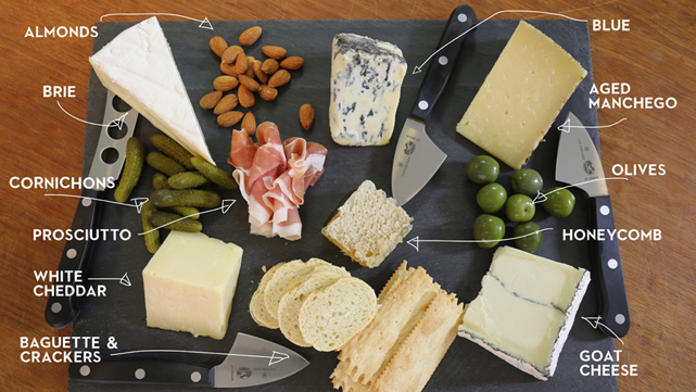 Entertain With Ease - Cheese Board - from Bed Bath & Beyond