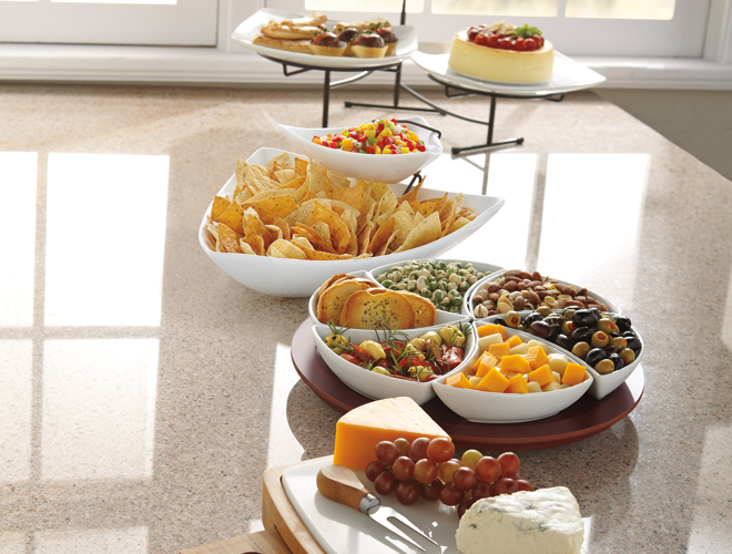 Every Thing You Need for the Perfect Party - Serving Dishes - from Bed Bath & Beyond