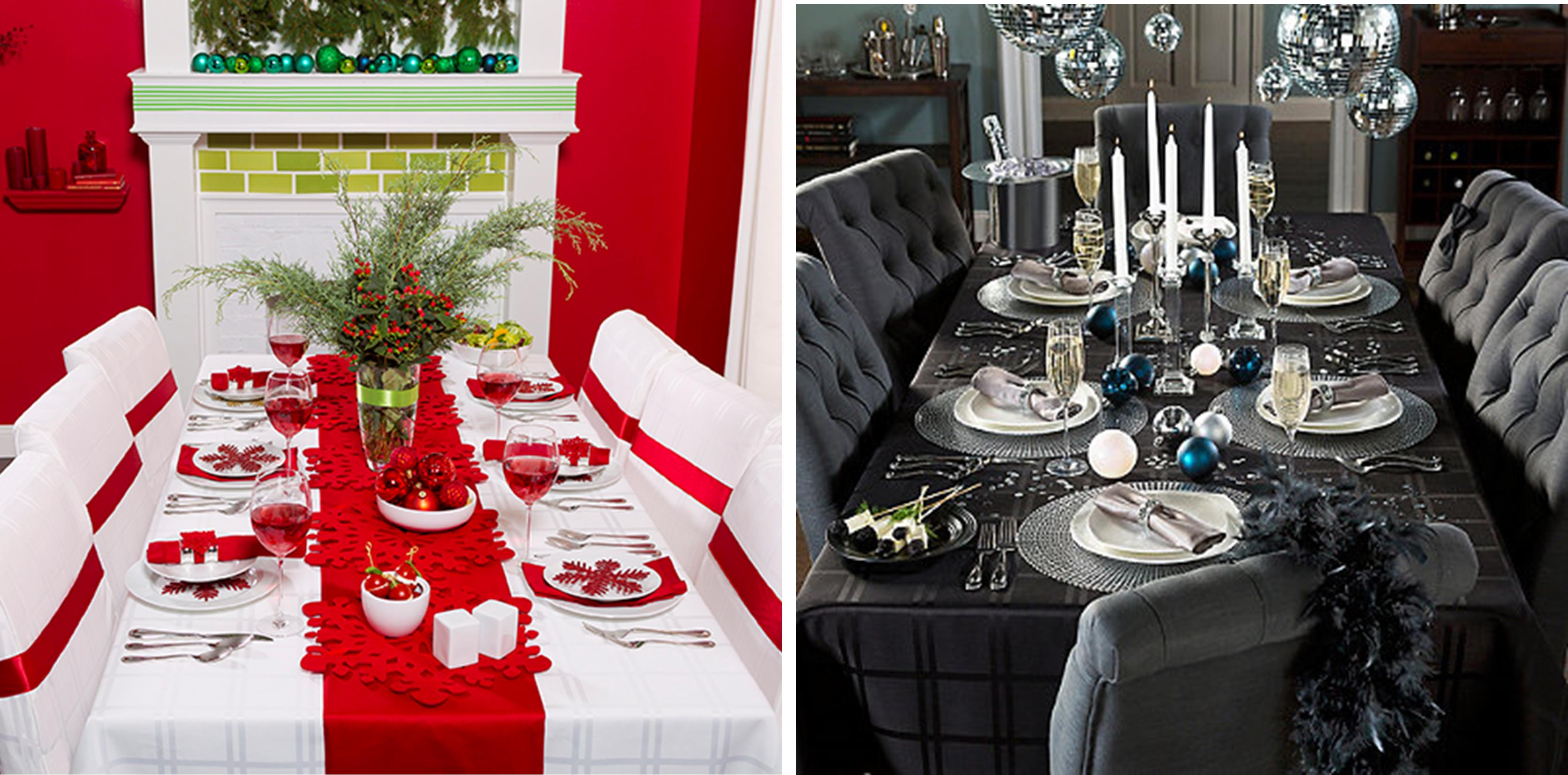 Entertain With Ease - Tablecloths & Napkins - from Bed Bath & Beyond