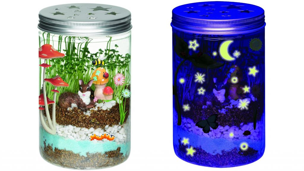 The Best of Amazon Mom Picks for Holiday Gifts: Grow 'n Glow Terrarium Kit | RegistryFinder.com