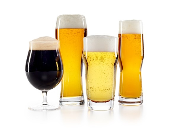 What You Really Need- Best Gifts To Include in Your Wedding Registry that You Might Forget: Beer Glasses | RegistryFinder.com